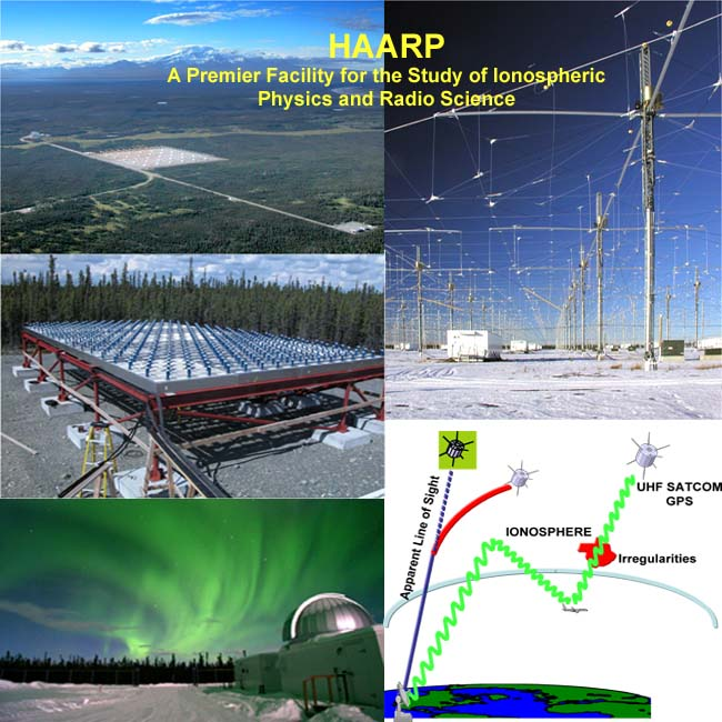 Haarp: el arma mas destructiva